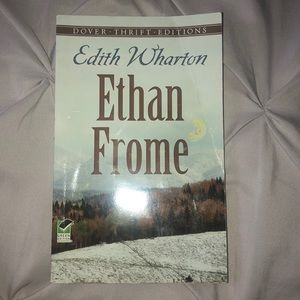 Ethan Frome book
